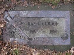 Hazel <i>Breiter</i> Gordon