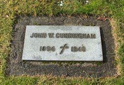 John William Cunningham