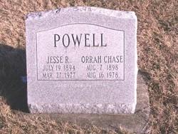 Jesse R. Powell