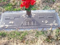 Georgia Ann <i>Steed</i> Abell