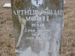 Arthur Willie Moore
