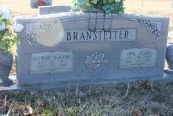 George Eugene Branstetter