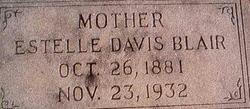 Eugenia Estelle <i>Davis</i> Blair