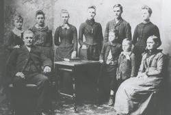 Mary Jane <i>Lount</i> Welsh Mills