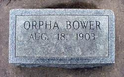 Orpha Bower