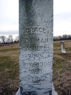 Grace <i>Truman</i> Hamilton