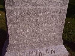 Alston Bowman