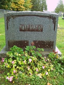 Margaret <i>Evans</i> Oliver