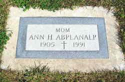 Anna H Abplanalp