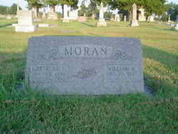 Gertrude Elizabeth <i>Wright</i> Moran