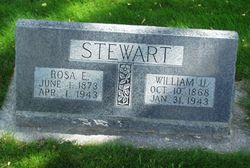 Rosa Eleanor <i>Adams</i> Stewart