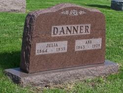 Julia <i>Warner</i> Danner