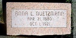 Anna L. Nuetzmann
