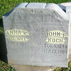John E. Koch