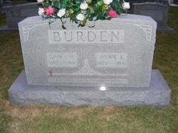 Gaines W Burden