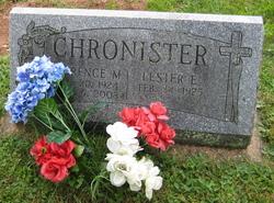 Florence M. Floss <i>Wilt</i> Chronister