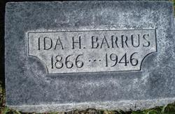 Ida Princetta <i>Hunter</i> Barrus