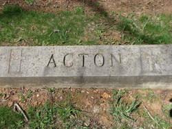 Helen <i>Dwyer</i> Acton