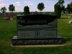Ann Lucile <i>Overmyer</i> Benschneider