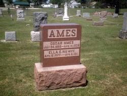Ella E. <i>Worthington</i> Ames