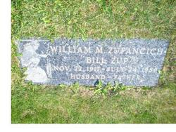 William Matt Bill Zupancich