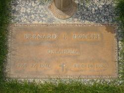 Bernard Lawrence Bonser