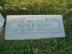 Ruth Ethel <i>Tatman</i> Moran