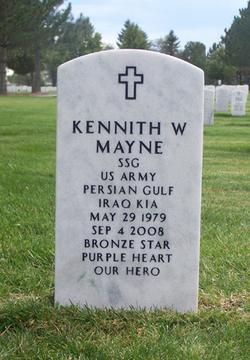 Kennith William Mayne