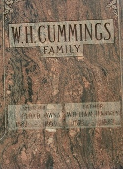 Cload Owna <i>Whitebread</i> Cummings