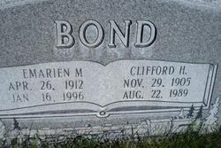 Clifford H Bond