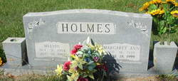 Melvin Holmes