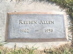 Reuben Allen