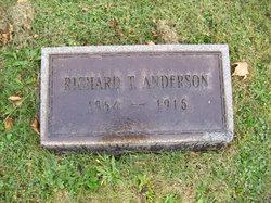 Richard T. Dick Anderson