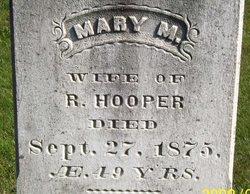 Mary M. Hooper