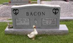 Frankie M Bacon
