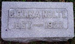C Eliza Nolte