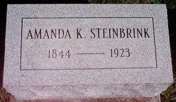 Amanda Katherine <i>Justice</i> Steinbrink