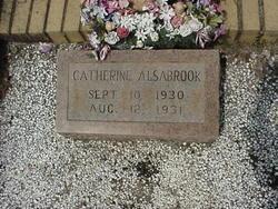 Catherine Alsabrook