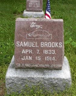 Samuel Jarvis Brooks
