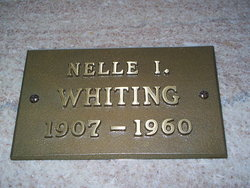 Nelle I. Whiting