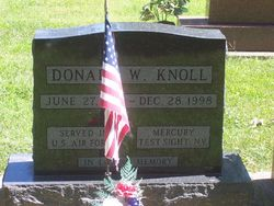 Donald Wayne Knoll