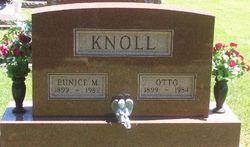 Eunice M. <i>Beggs</i> Knoll