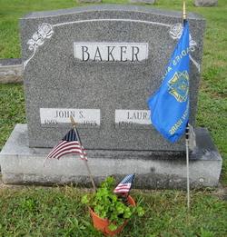 John S Baker