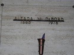 Alzada May Sadie <i>Tufts</i> Debord
