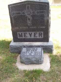 Mathea Maria Meyer