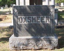 Mary <i>Beal</i> Oxsheer