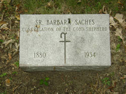 Sr Barbara Saches