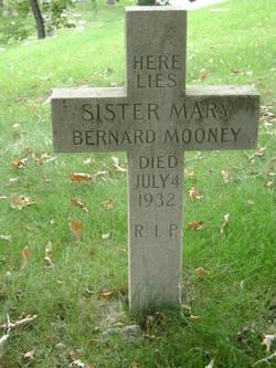 Sr Mary Bernard Mooney