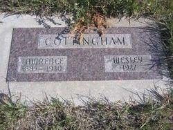 Lawrence L Cottingham