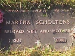 Martha Scholtens